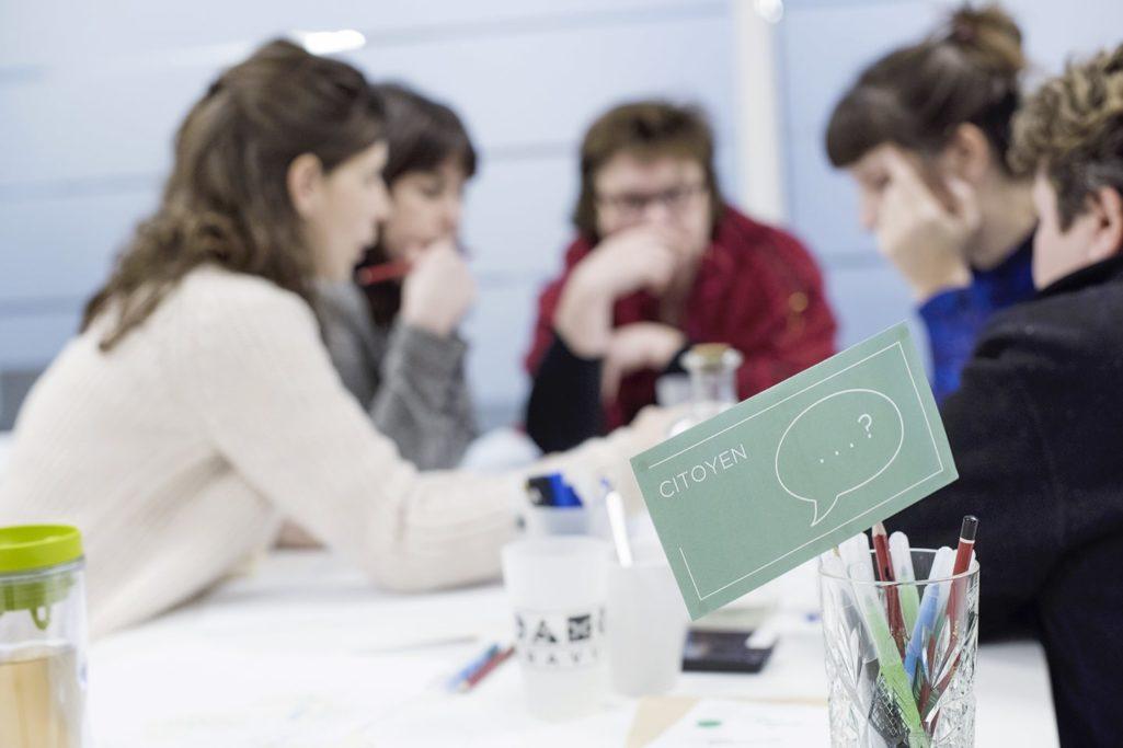 atelier participatif des salariés de bravvo anneessens