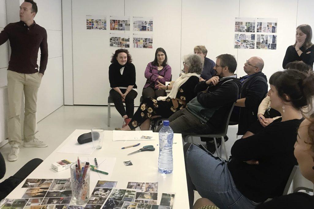 groupe de design participatif en entreprise