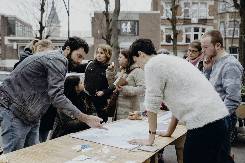 atelier de participation Bockstael Bruxelles