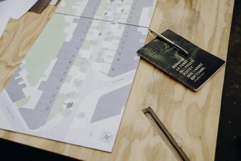un carnet d'inspiration pour végétaliser sa rue
