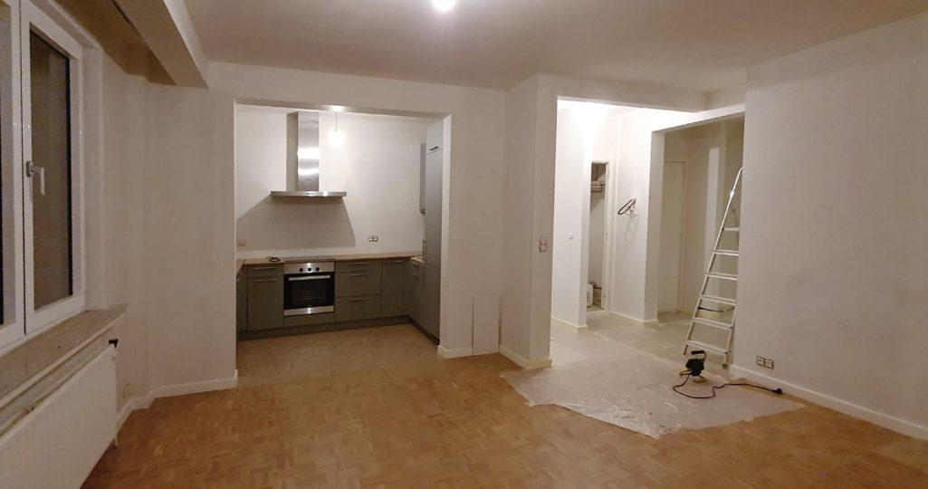 appartement rénové Watermael-boitsfort