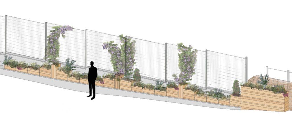 schémas du projet de bacs à végétaux 3 tailles
